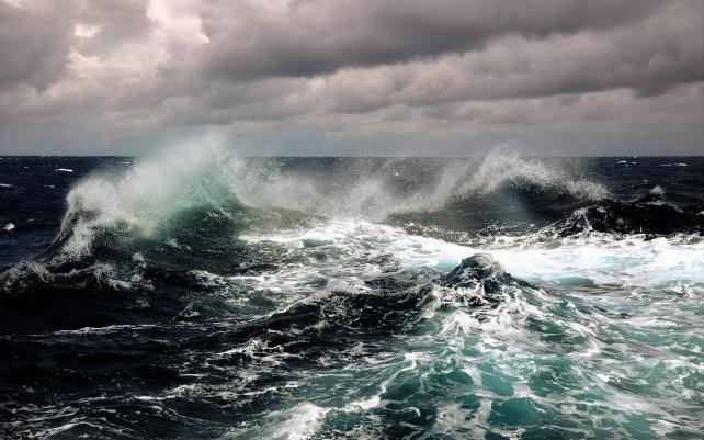 море неспокойное